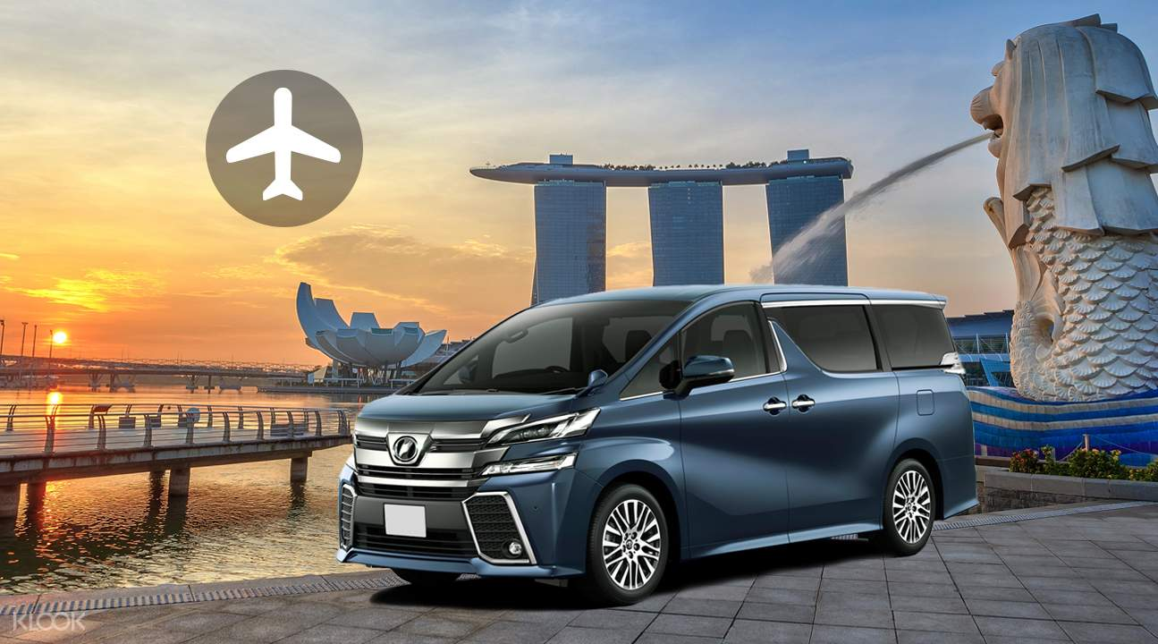 Airport Transfer (SIN Pick Up) for Singapore - Klook