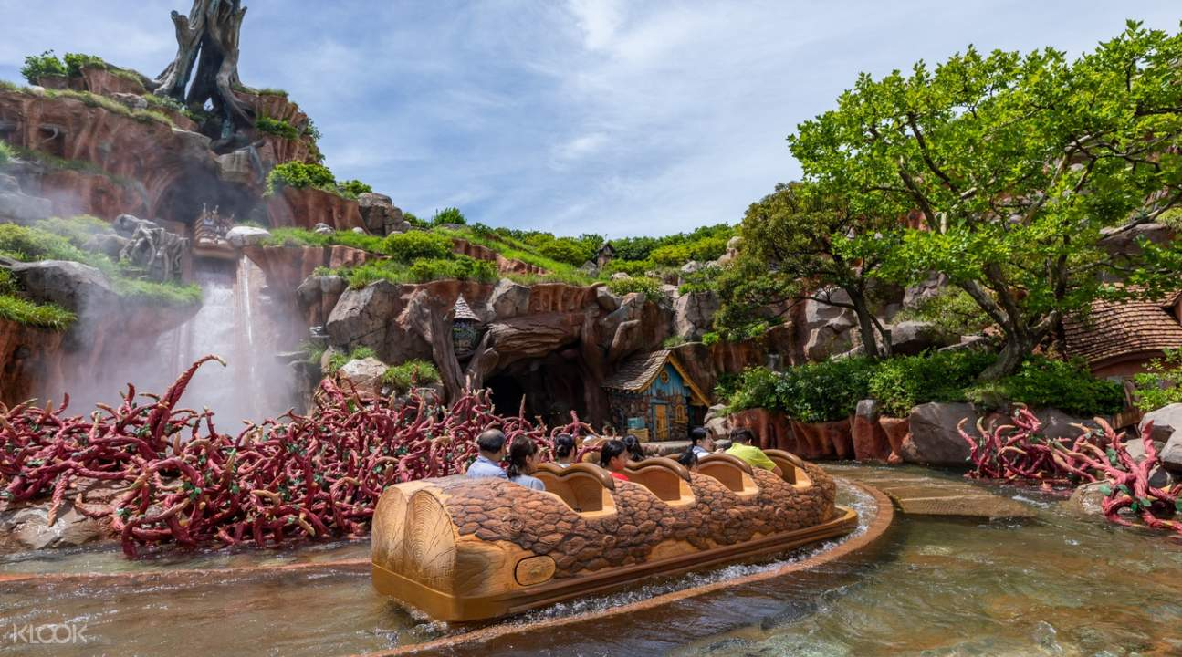 Tokyo Disneyland discount tickets