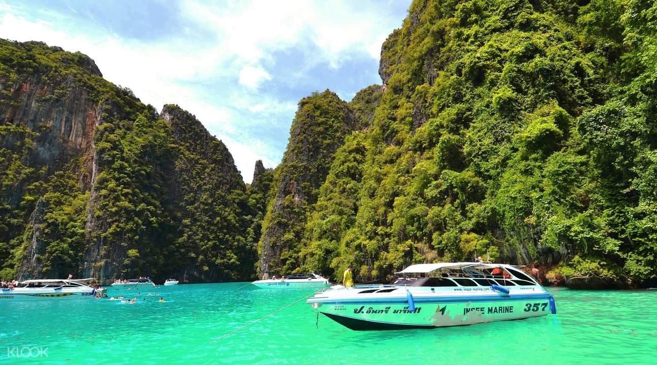krabi speedboat