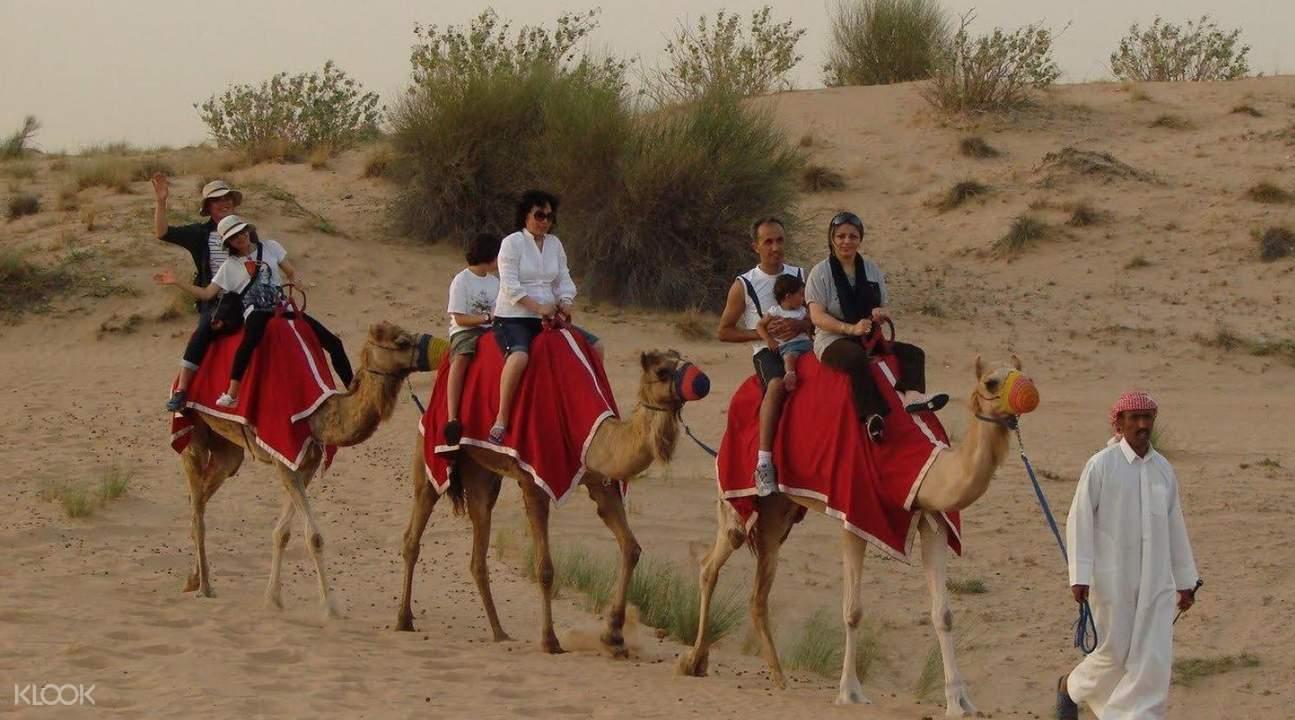 迪拜沙漠穿越
