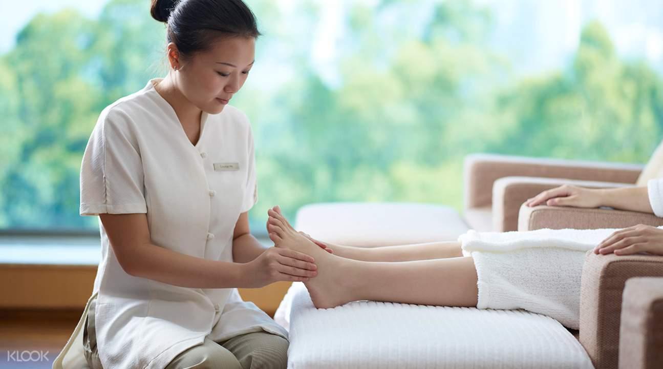 foot reflexology chengdu attractions