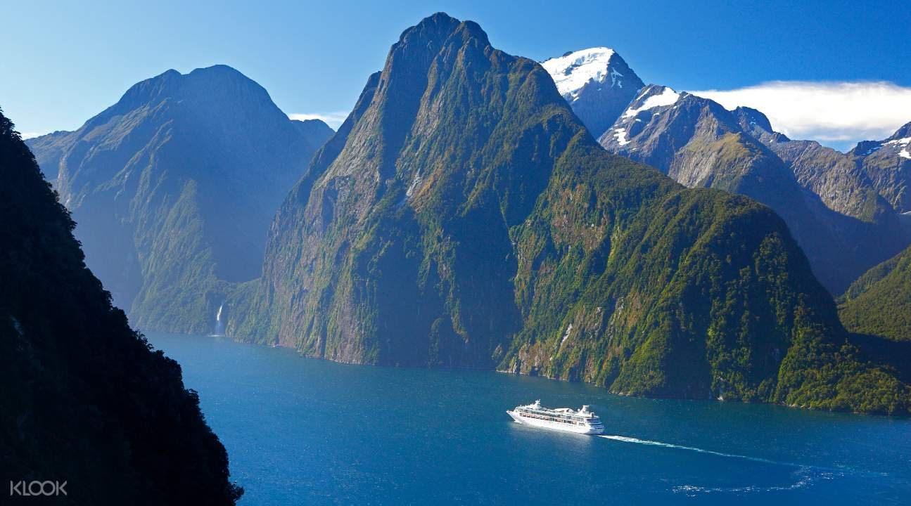 Milford Sound Scenic Cruise Klook