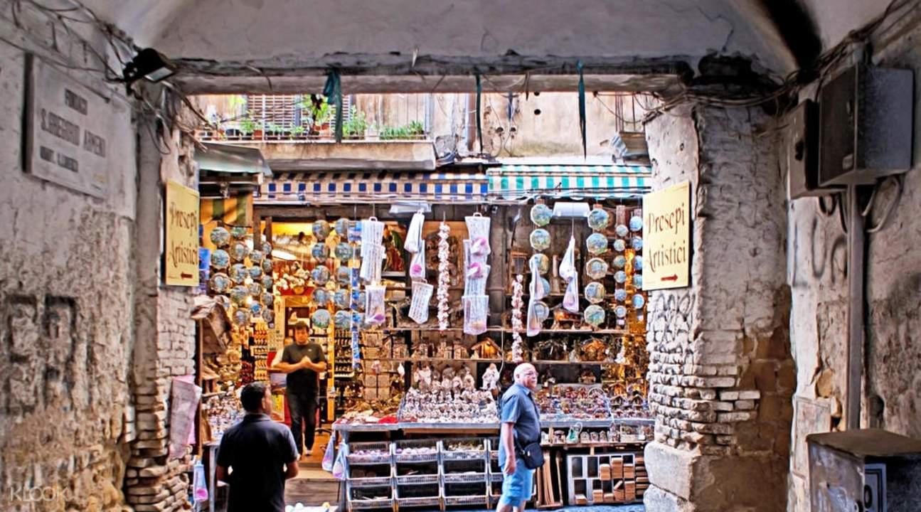 naples shops