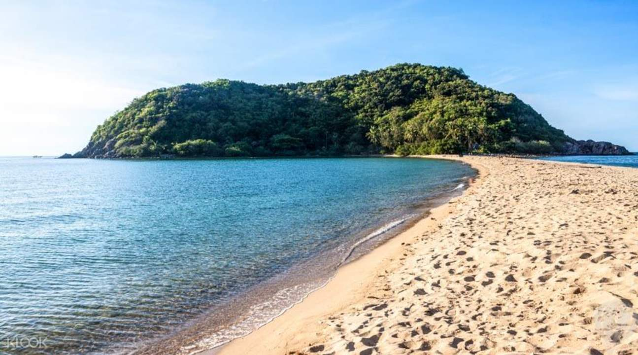 苏梅帕岸岛一天水陆漫游