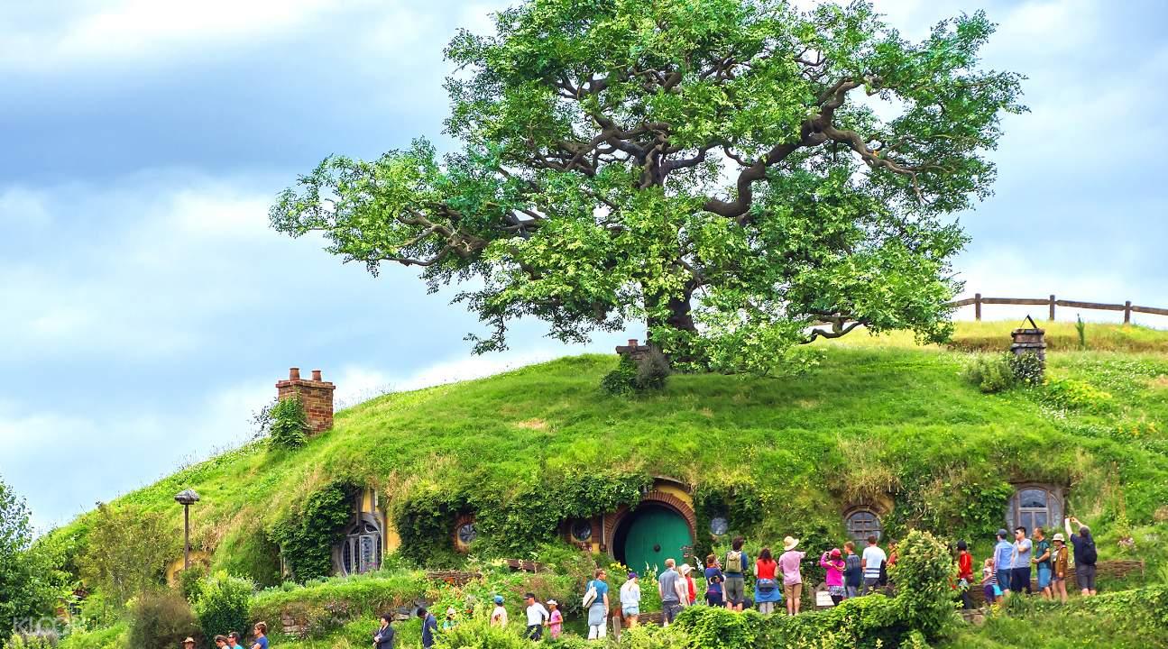 《魔戒》霍比屯山洞