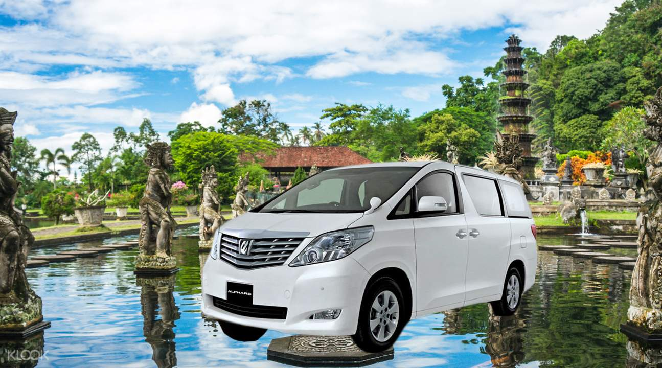 Bali Private Car Rental with Driver Klook