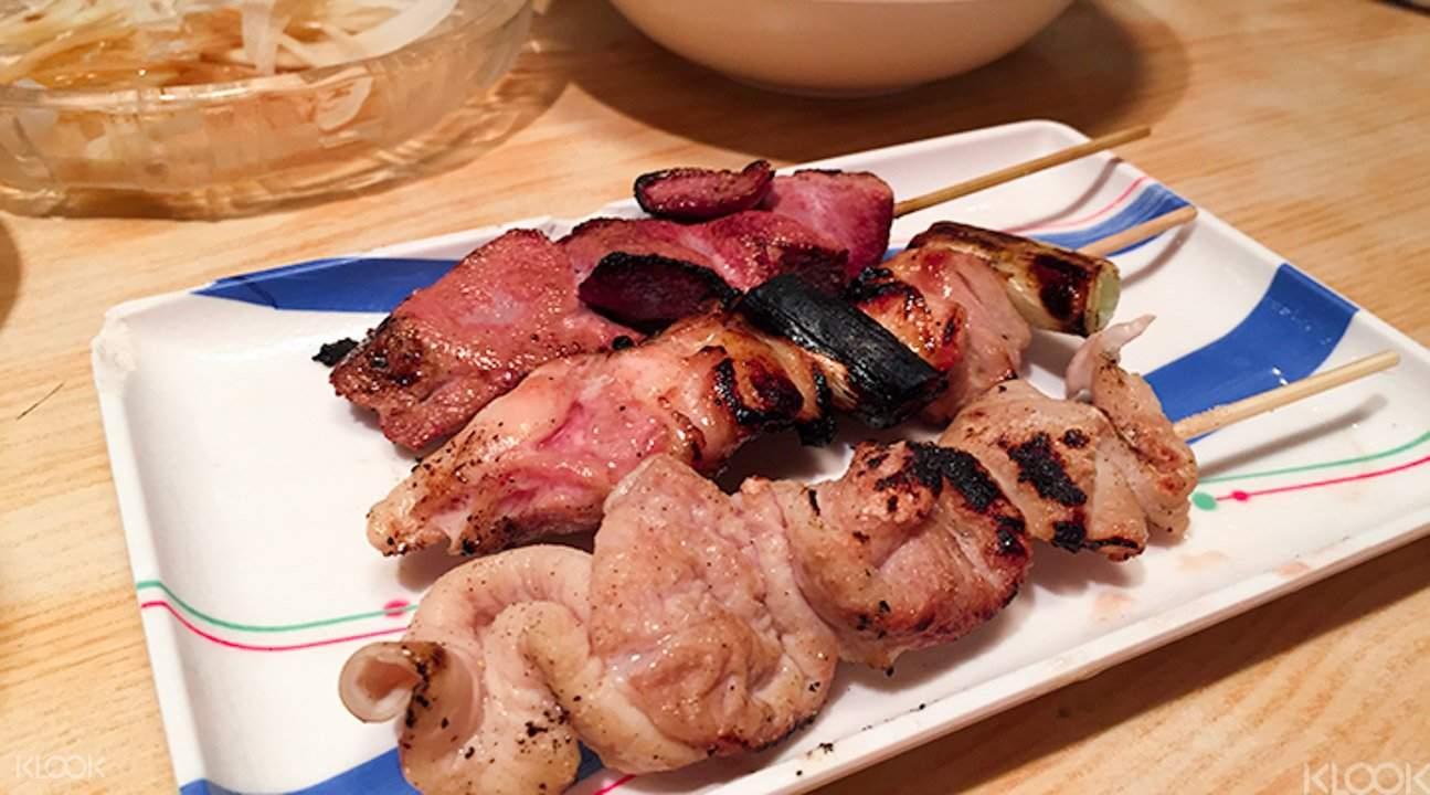 东京烤肉串