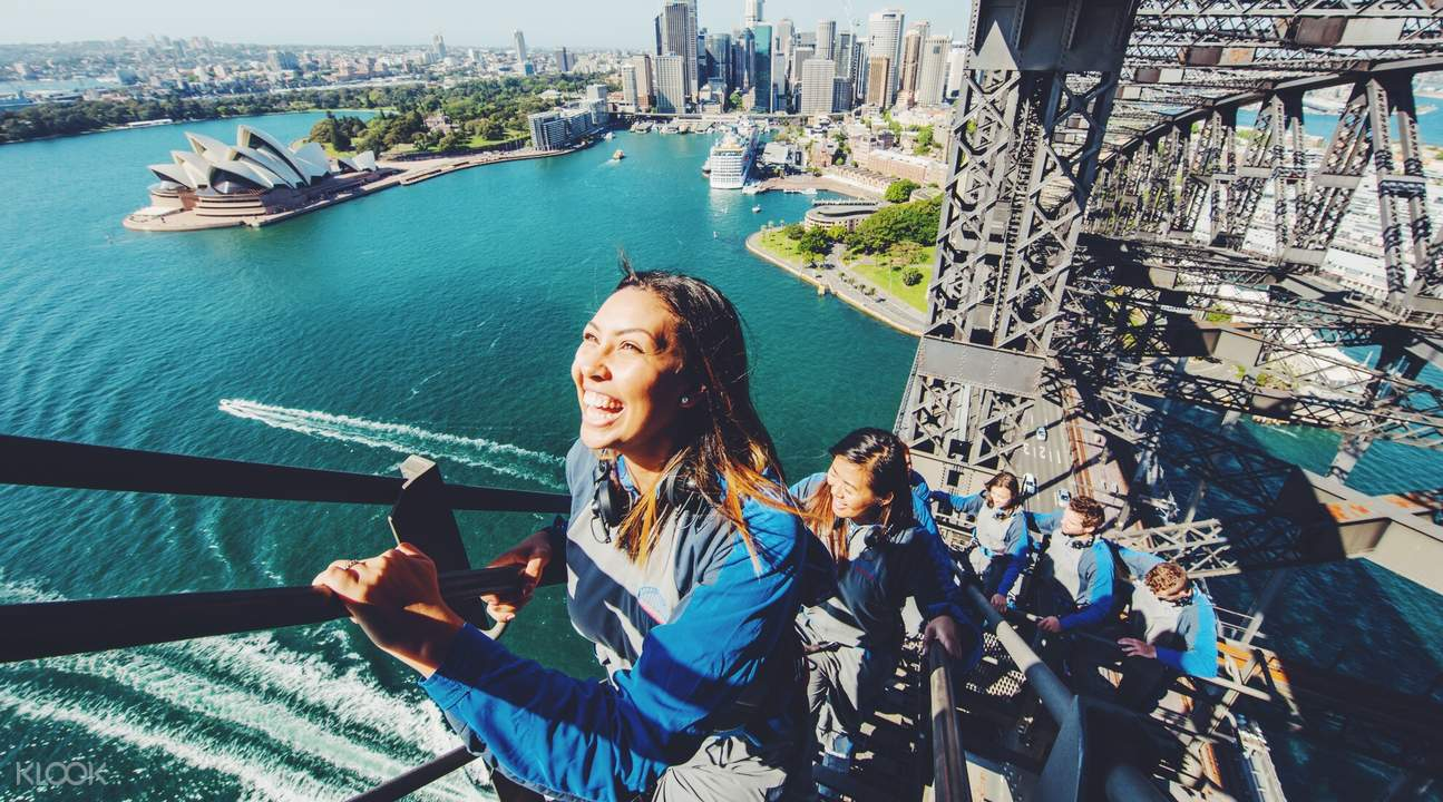 Harbour bridge climb discount coupons