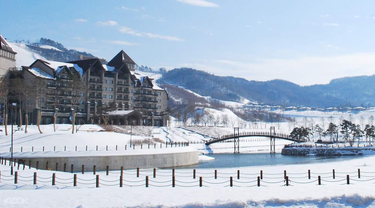 Alpensia滑雪度假村