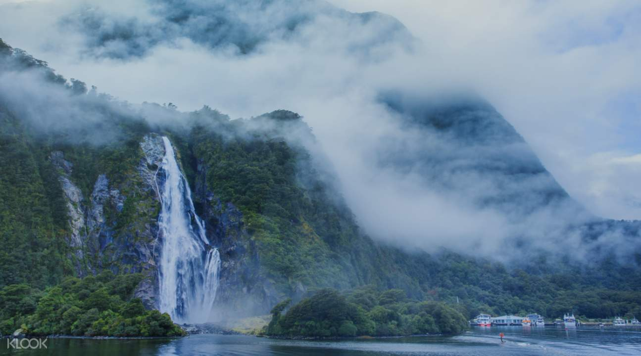 Milford Sound cruise company