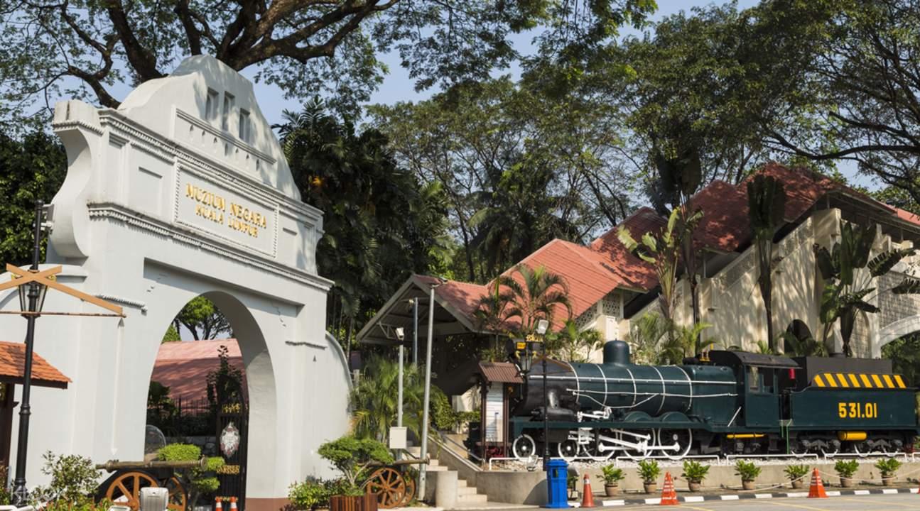 Where to go in Kuala Lumpur