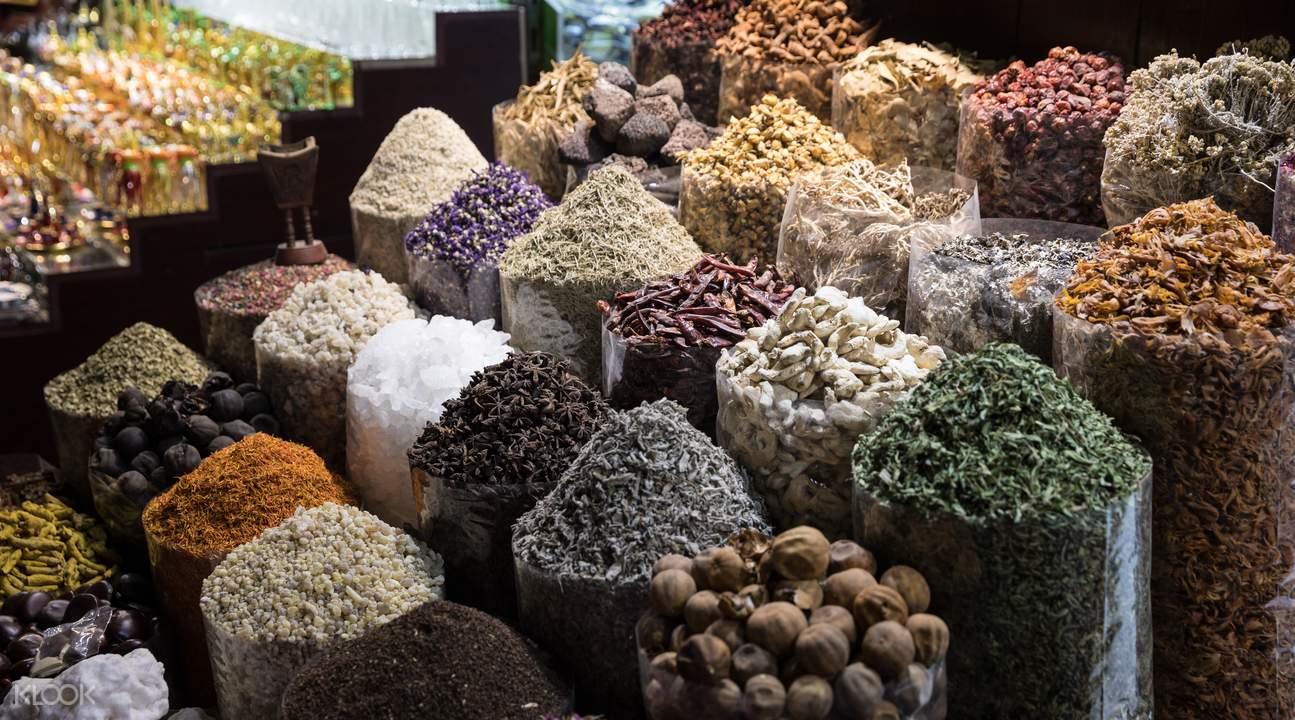 迪拜香料集市