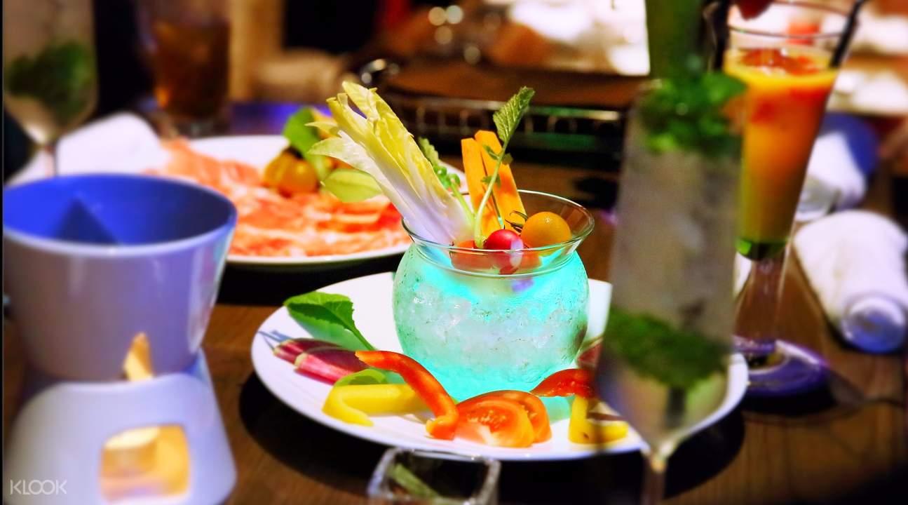 東京六本木魔法王國晚餐