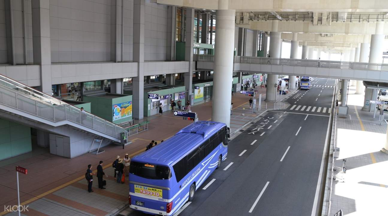 kansai airport bus