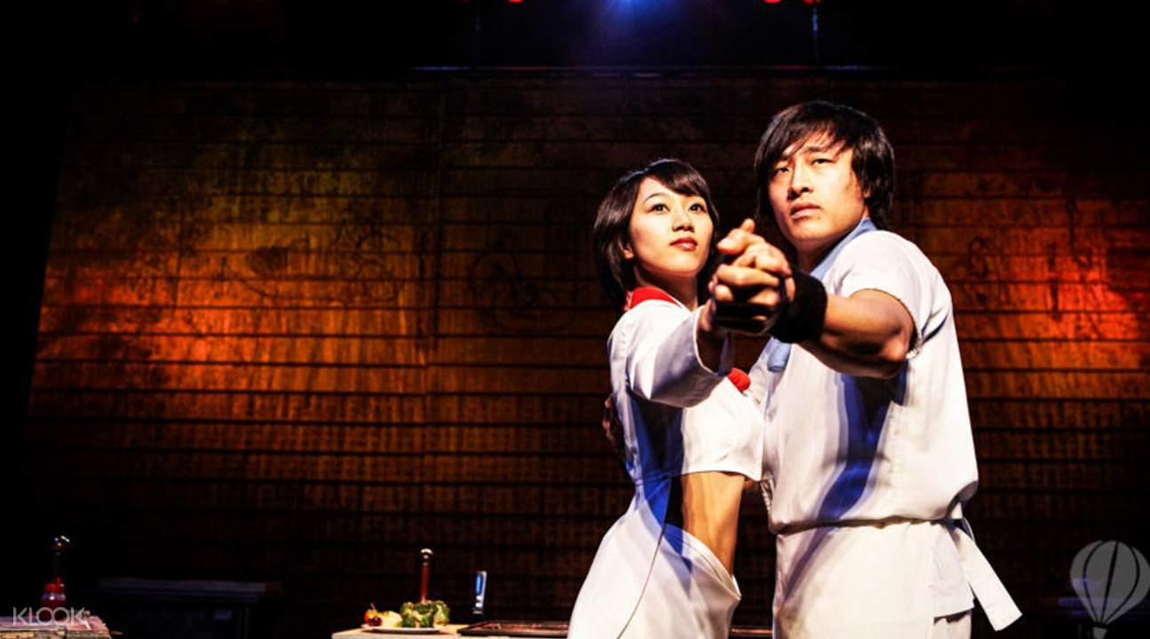 bangkok nanta show tickets