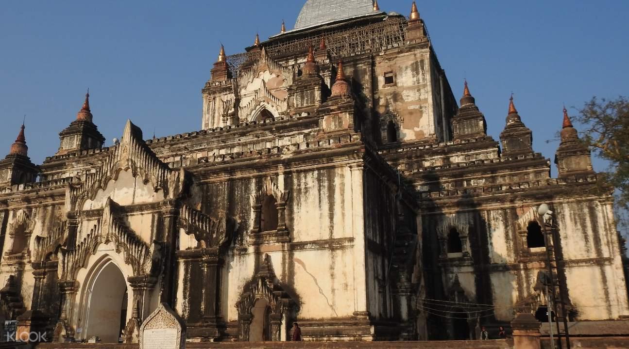 ananda temple Private Half Day Tour in Bagan, Myanmar