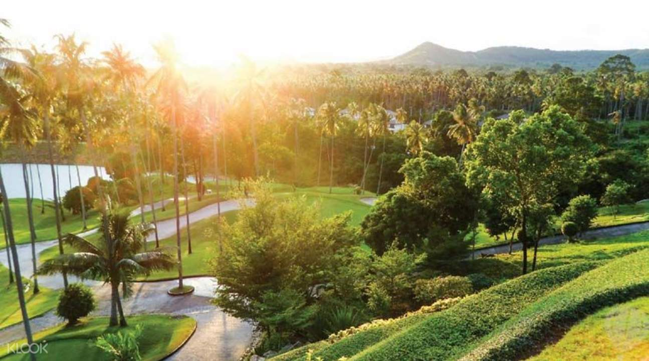 泰國蘇梅島錦標級高爾夫俱樂部