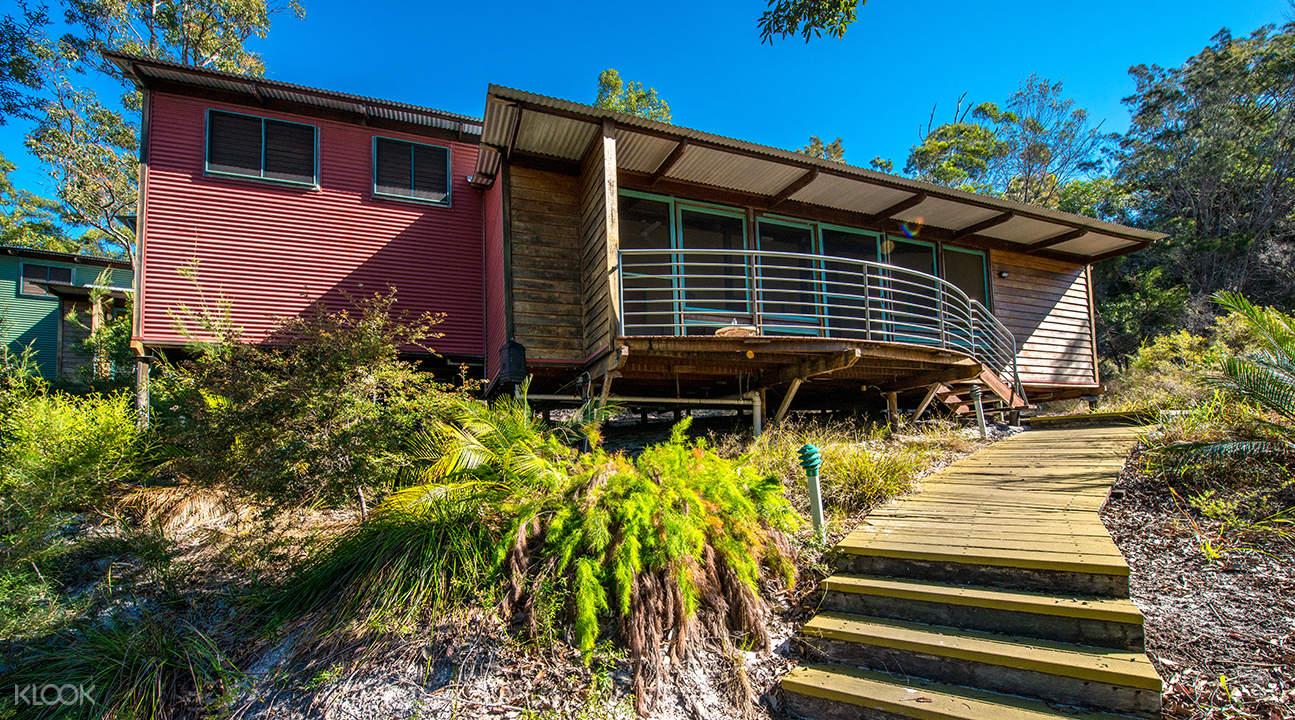 Lodge in Wilderness Resort