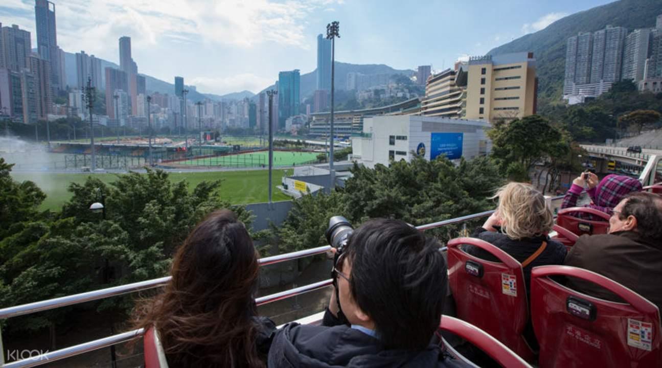 bus tour hk