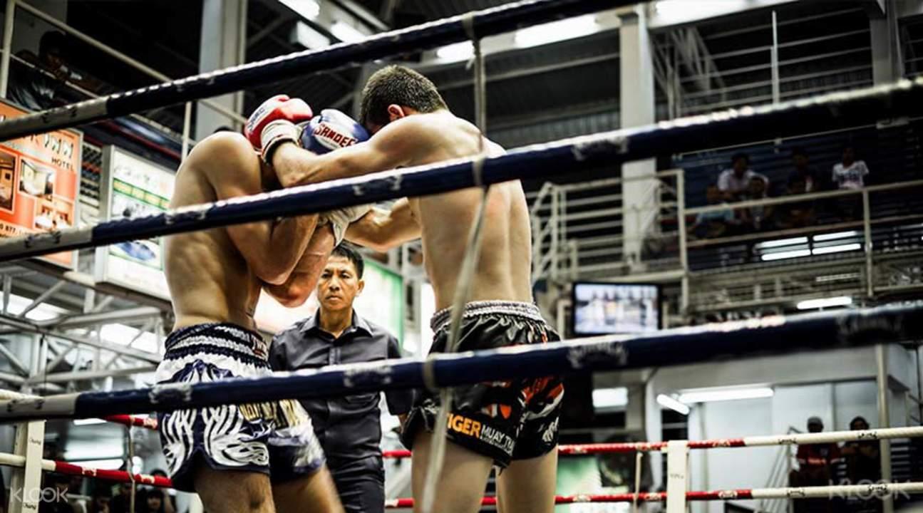 thailand boxing