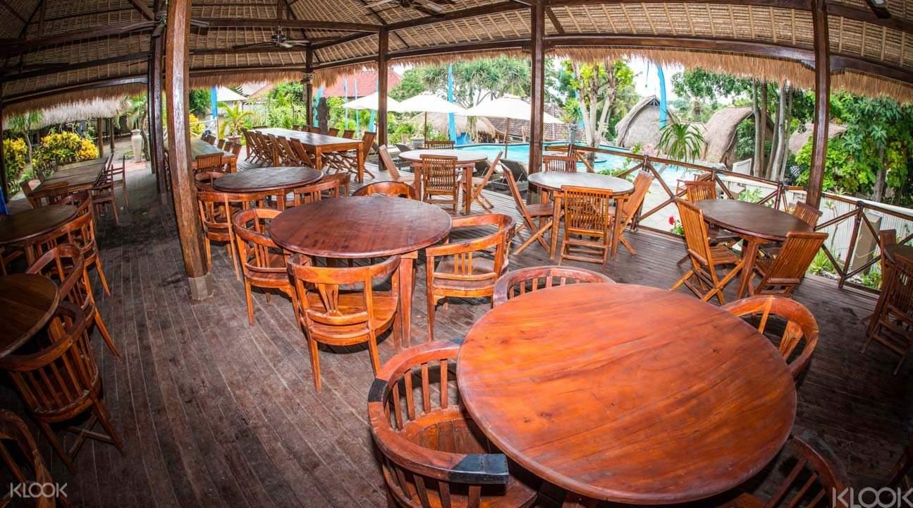 The Anchorage beach club Bali