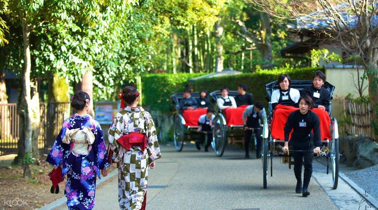 京都嵐山一日遊