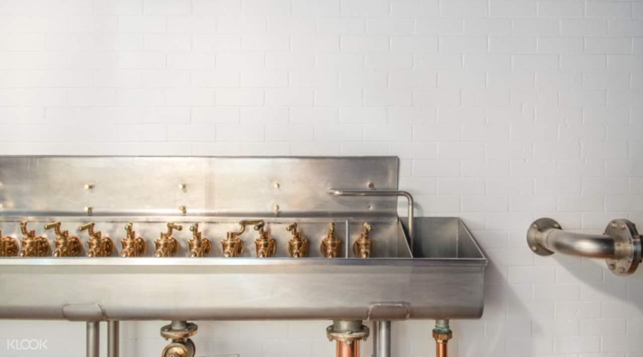 XXXX啤酒酿造厂