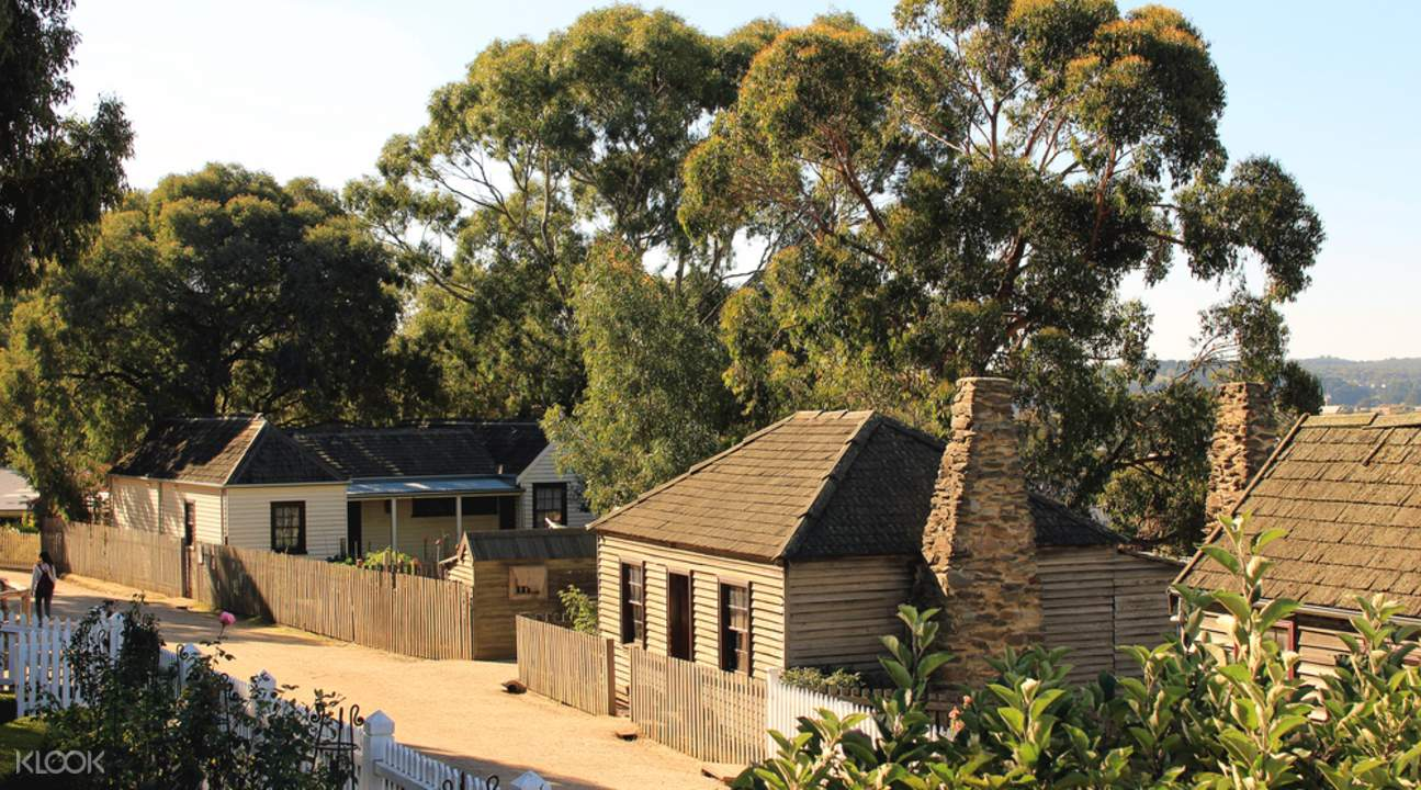 sovereign hill day tour