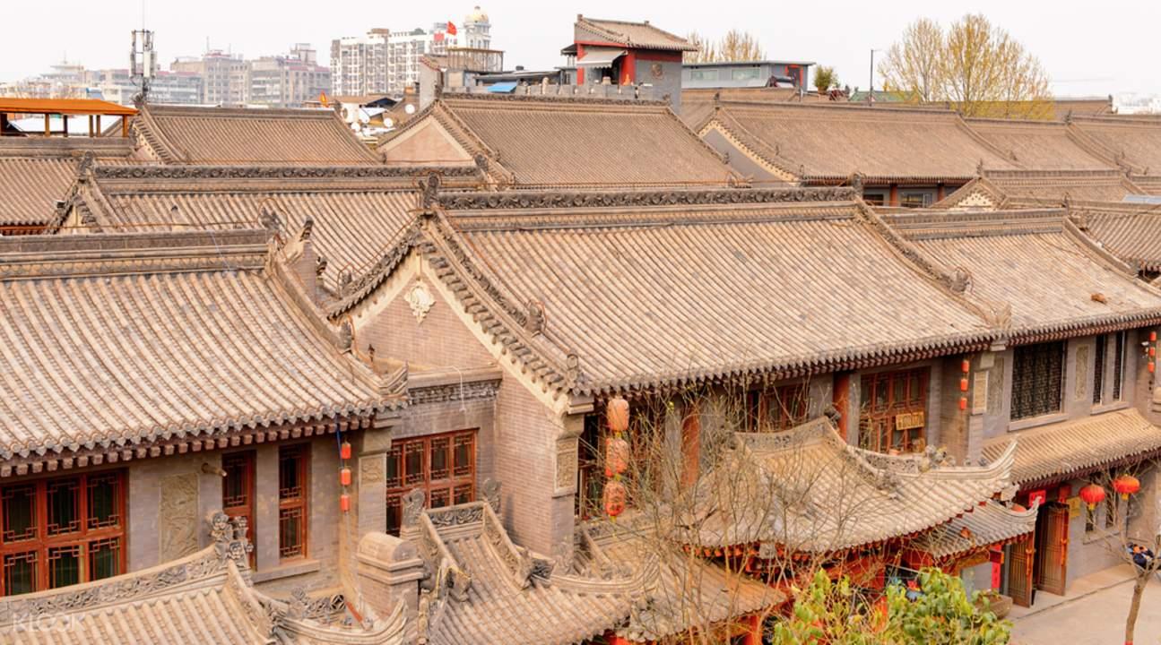 Xian warriors Tour