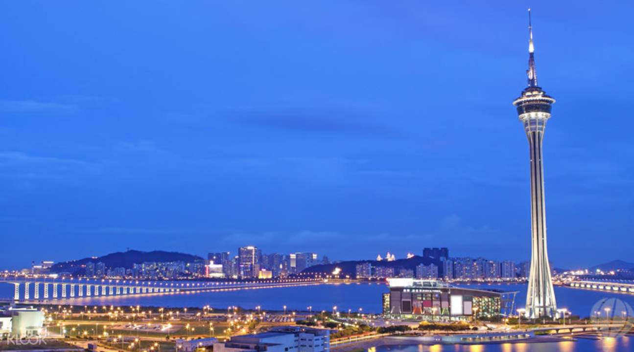 Best view of Macau