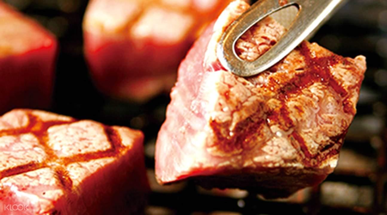超人氣中之島燒肉餐廳