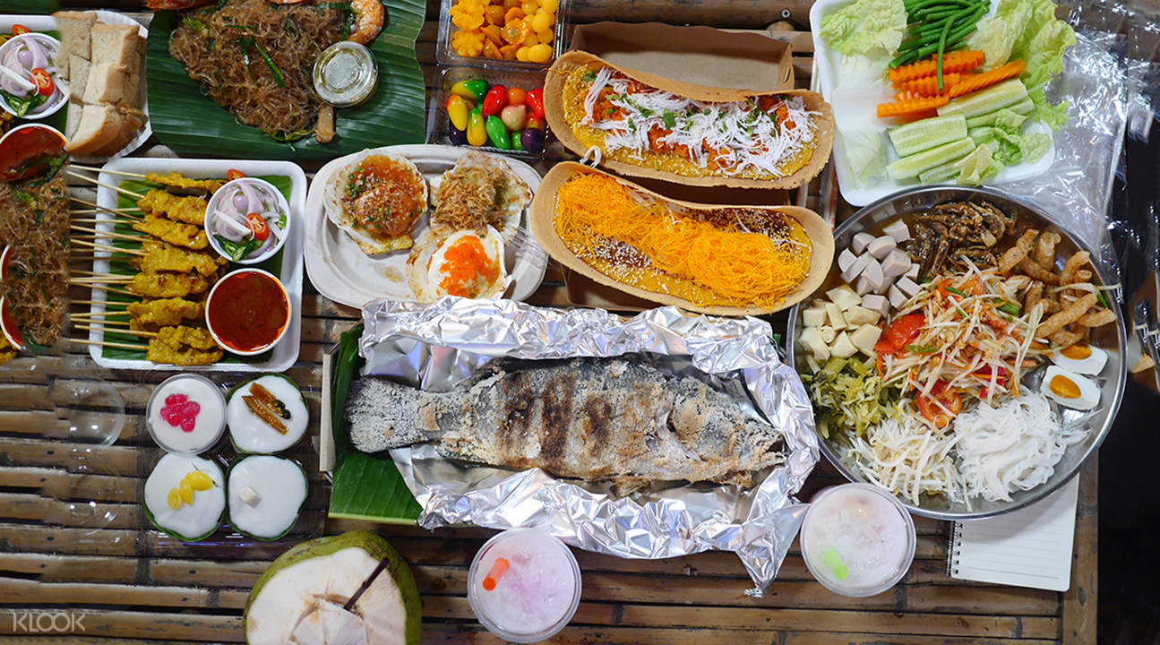曼谷美食旅行