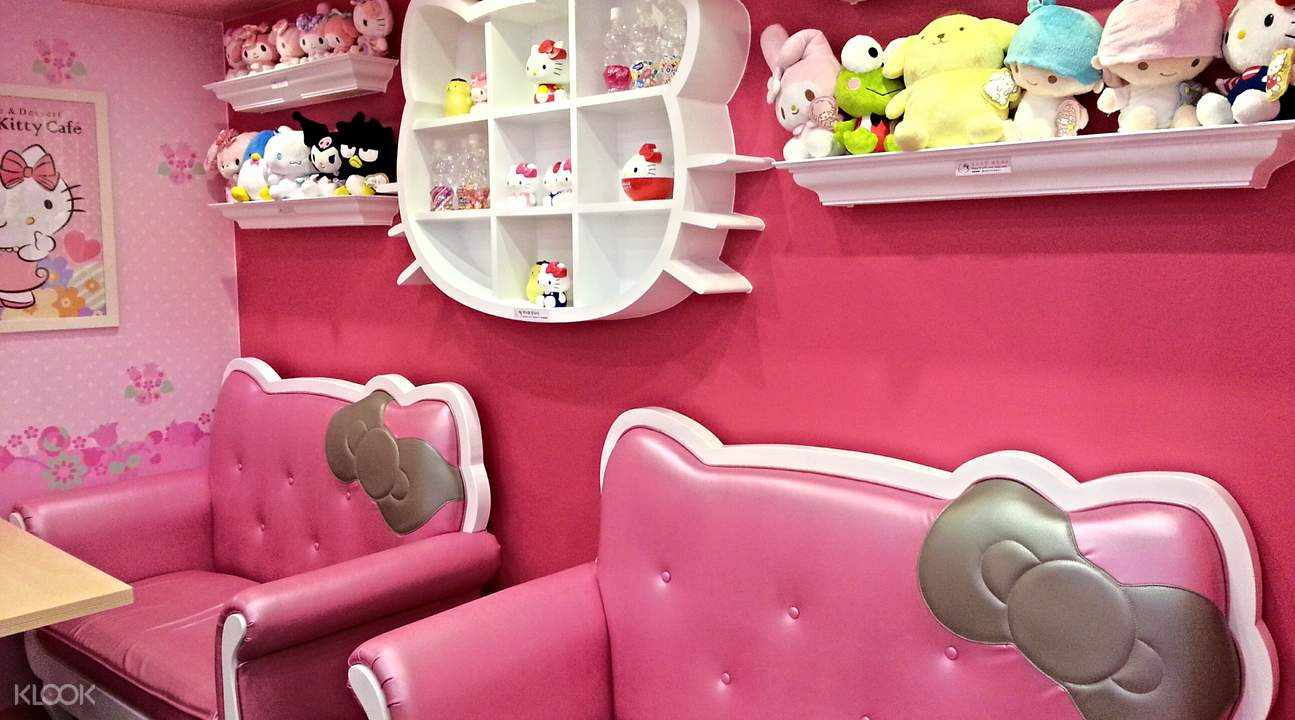 hello kitty cafe jeju island