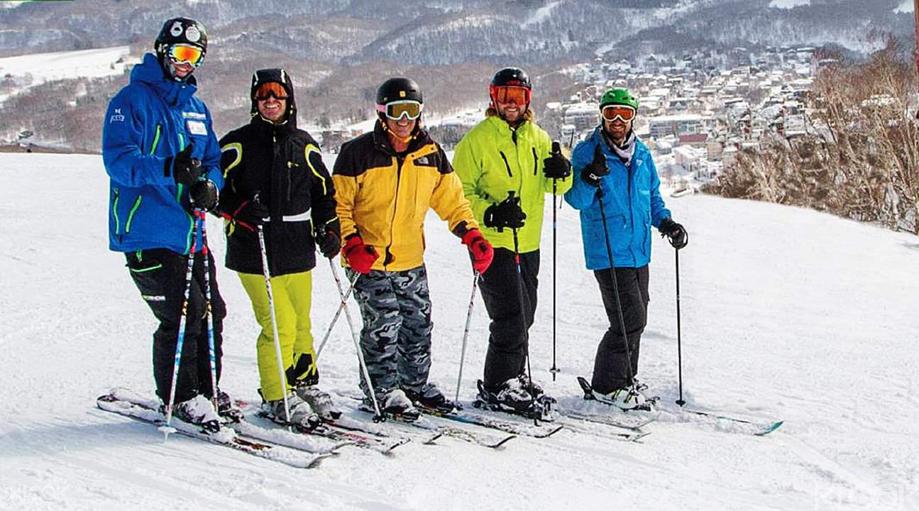 Gondola Group Ski