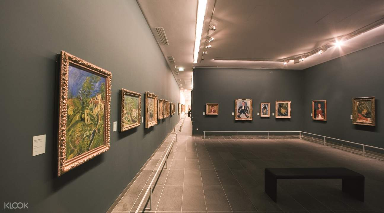 巴黎博物館通票