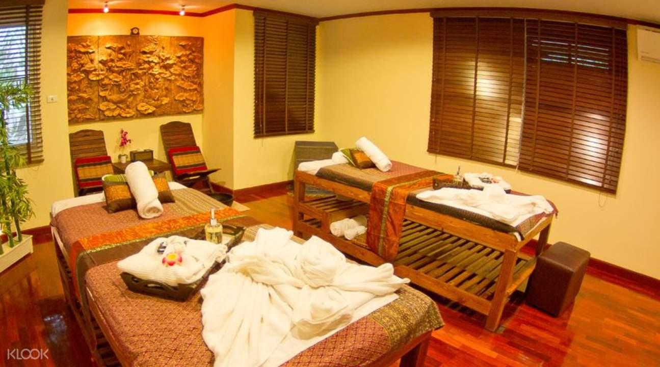 曼谷 素泰spa