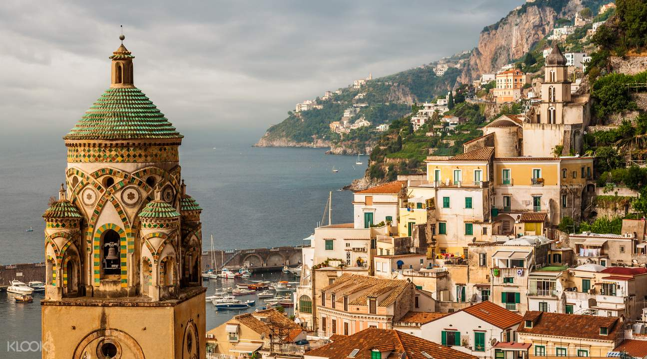 sorrento amalfi tour