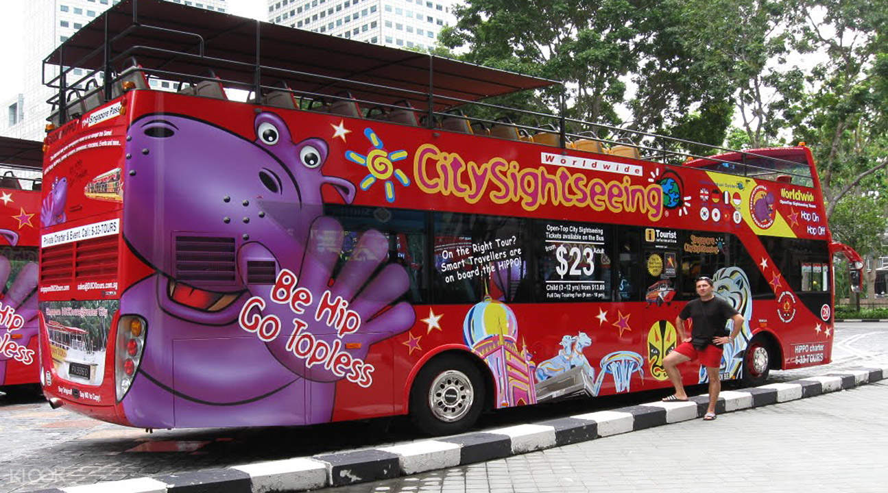 Singapore sightseeing