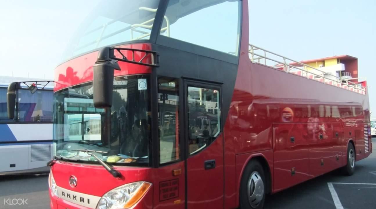 澳门开篷观光巴士