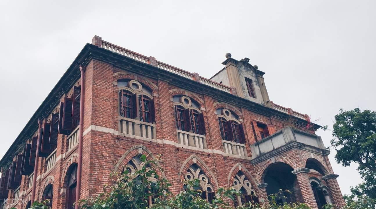 鼓浪屿古建筑