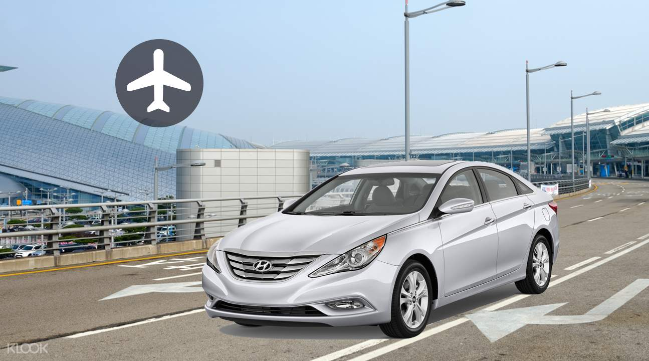 Incheon Airport Car Transfers (Max. 4 People) for Seoul