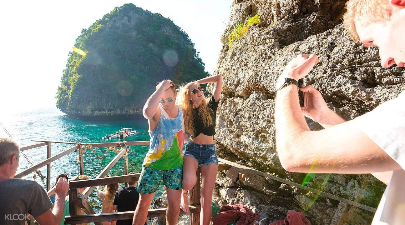 phi phi maiton islands day tour phuket