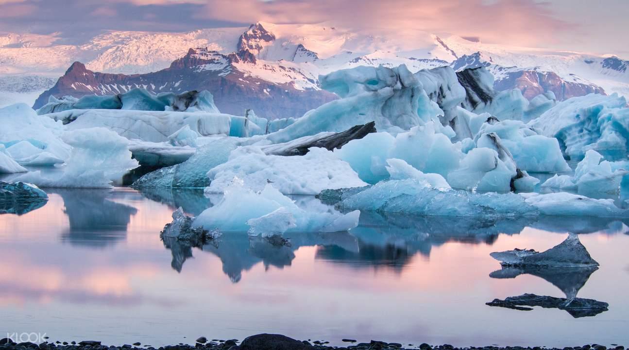 冰岛南岸观光&冰川徒步