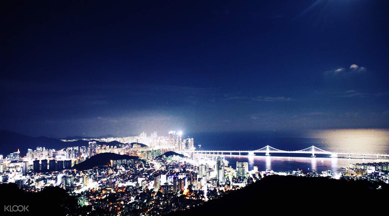 busan private night tour