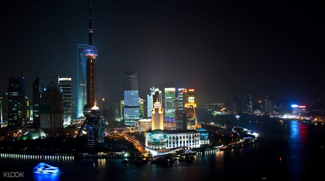 上海东方明珠塔 & 黄浦江游船套票