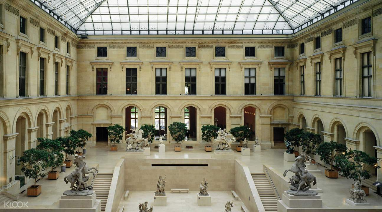 an analysis of the louvre