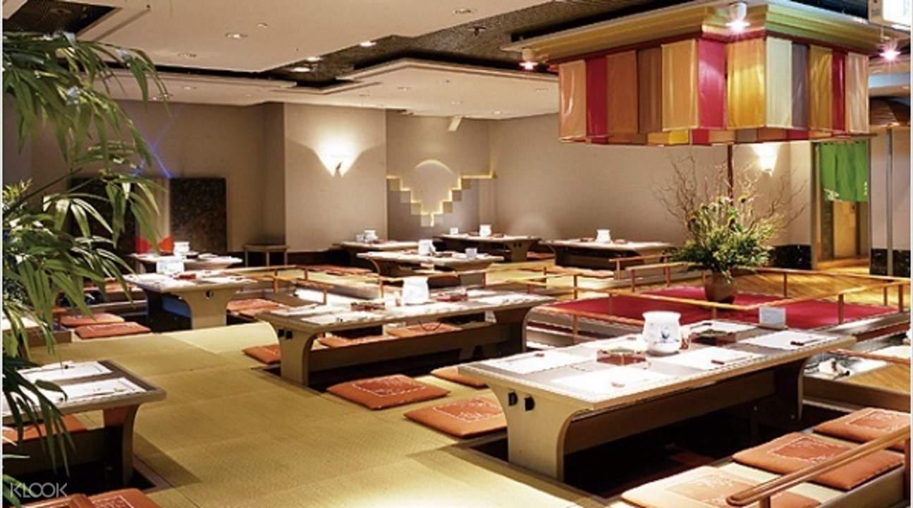 札幌 螃蟹家本店(札幌かに家) 长脚蟹锅套餐