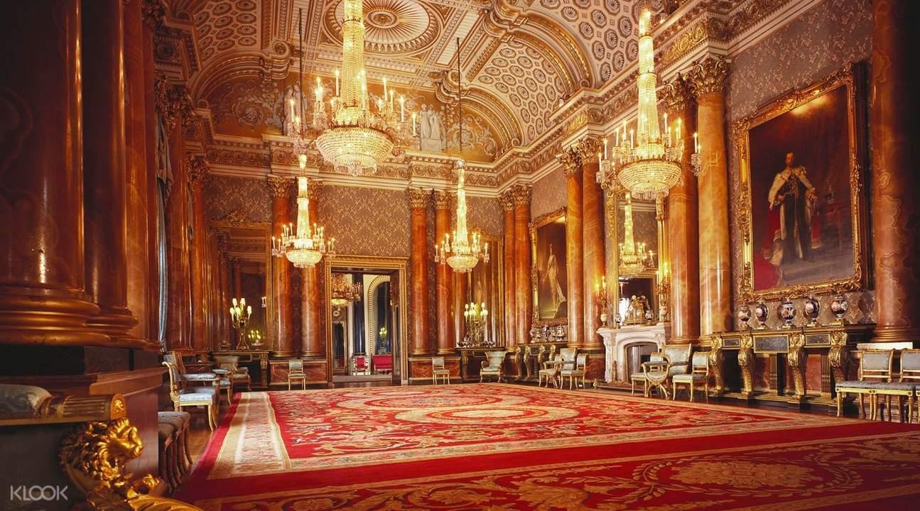 白金漢宮藍色會客廳