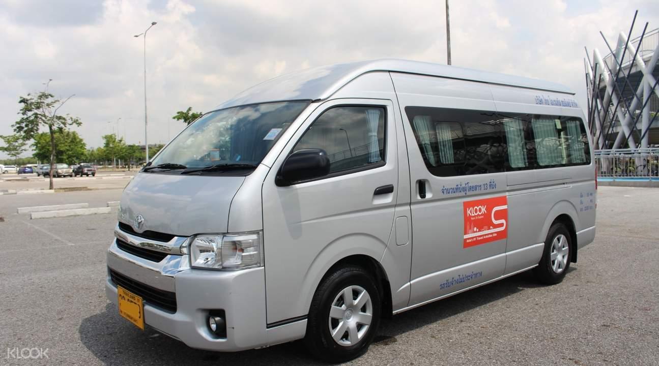 Hua Hin Private Vehicle Charter