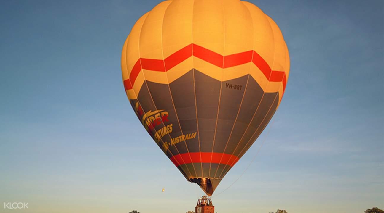 凯恩斯热气球体验